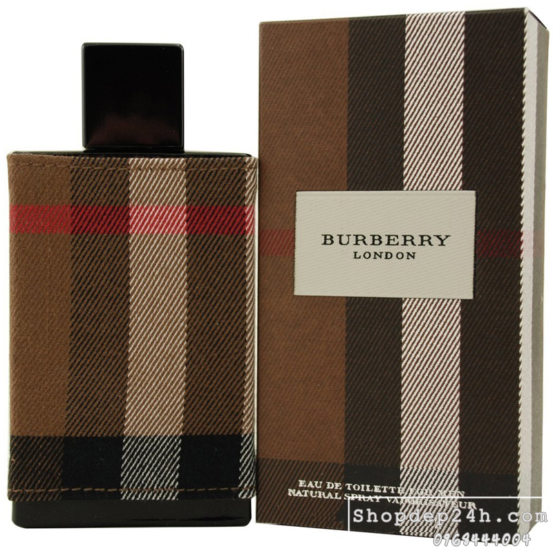 [Burberry] Nước hoa mini nam Burberry London For Men 4.5ml