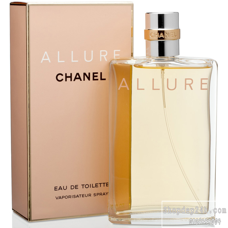 [Chanel] Nước hoa nữ Chanel Allure For Women EDT 100ml